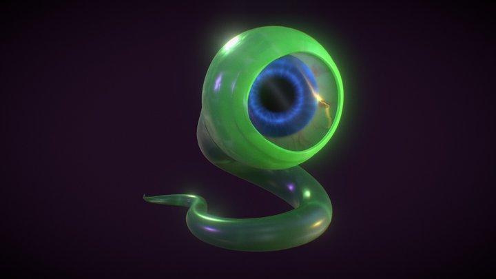 Septiceye 3D Model