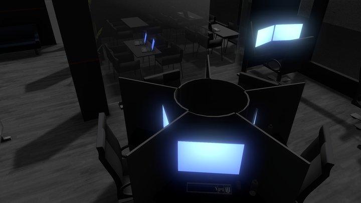 Nexus Konsept 3D Model