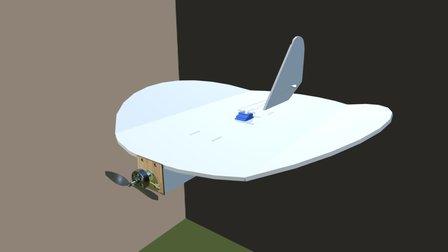 FliteTest Nutball 3D Model