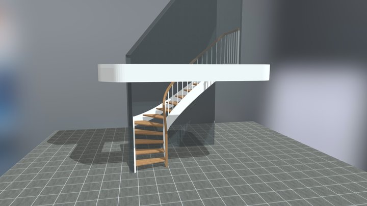 3D Tegning 3D Model