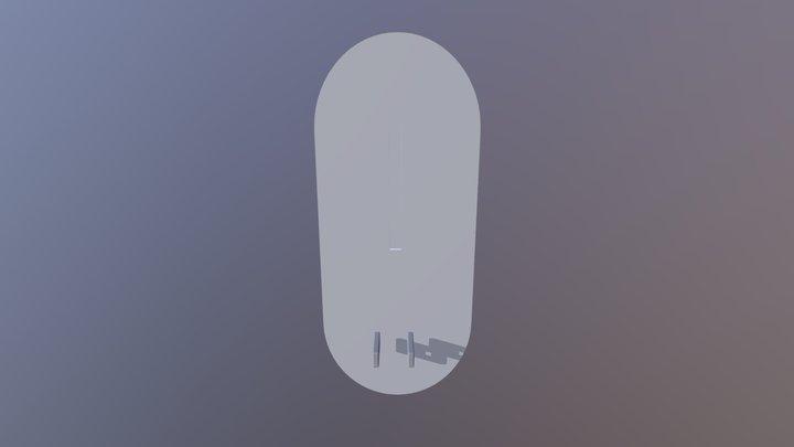 Smart Home Wi-Fi 3D Model