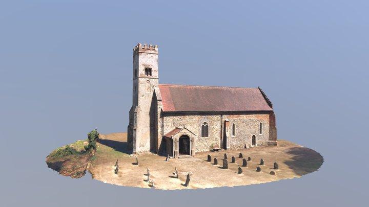 Oxnead Church 3D Model