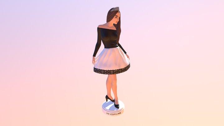 322 3D Model
