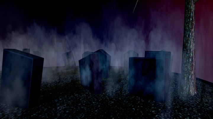 Cemitério - I.L.G Contest 2018_PM 3D Model