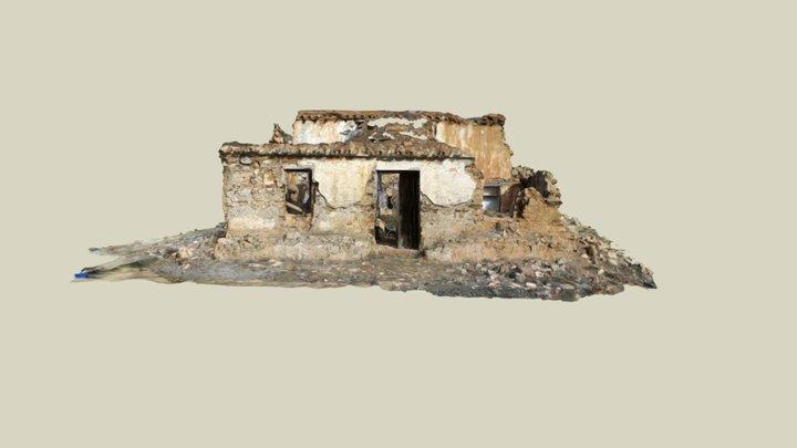 Casa de Cuña. Arroyo Albenda 3D Model