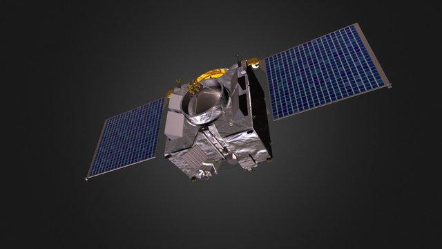 OSIRIS-REx 3D Model