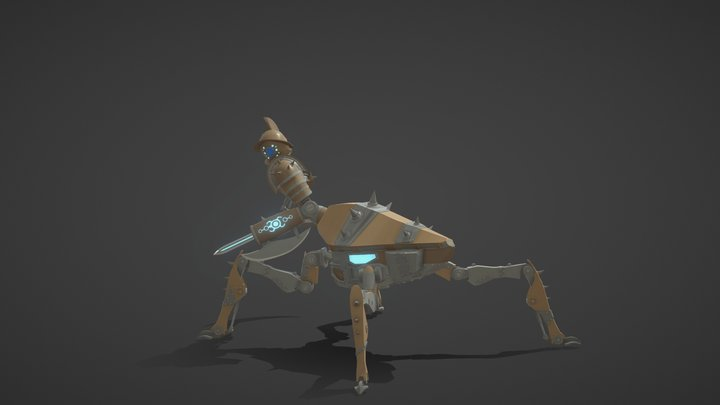 XYZ_Kursovoi 3D Model