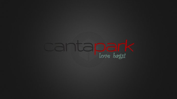 Cantaparklogo2 3D Model