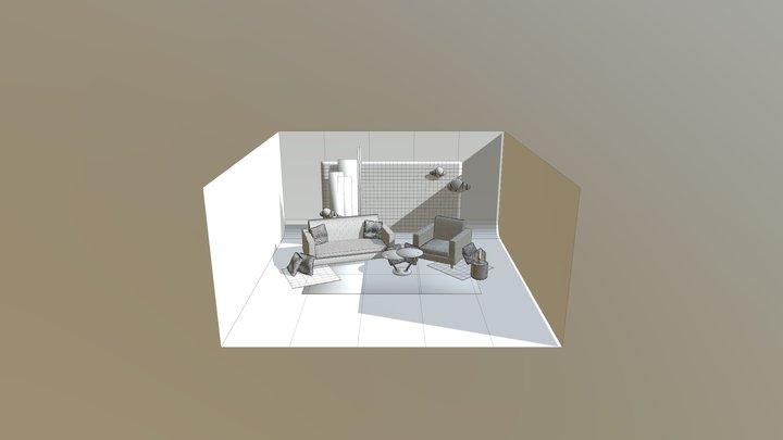 Vlog 3D Model