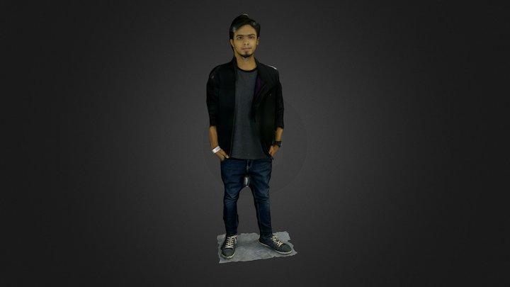 Shivin 3D Model