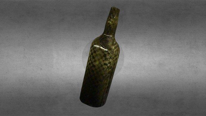 Wine Bottle - Matthew 3D Model