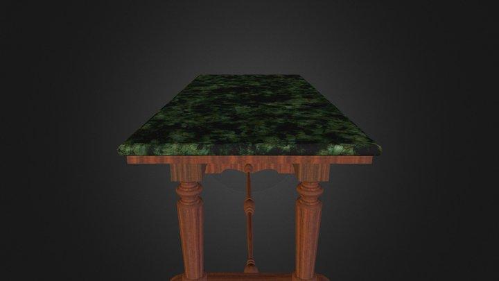 Bottom Rail For Upload 3D Model