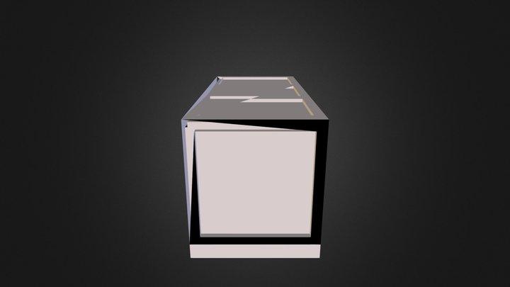 Crate1 3D Model