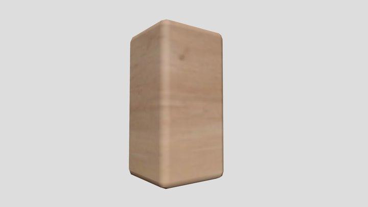 Unit Block 3D Model
