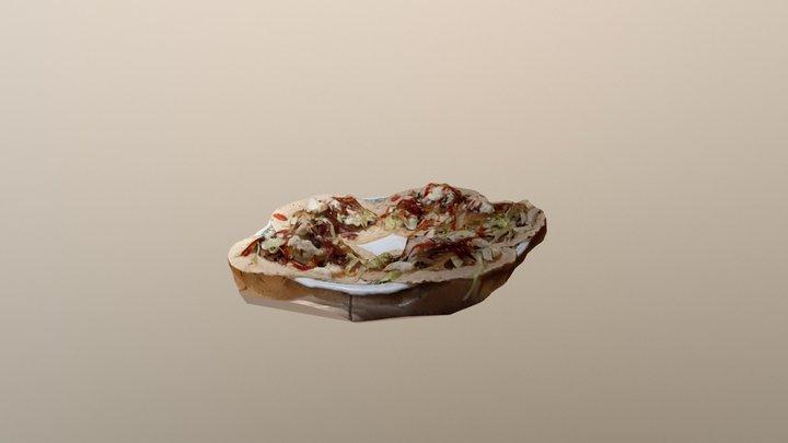 Tacos home made 3D Model