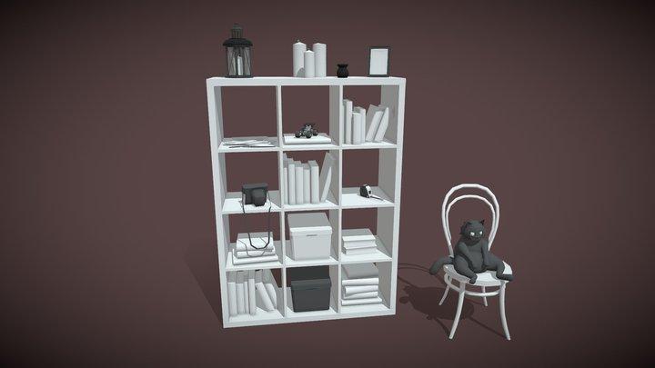 HomeWork_1.1 3D Model