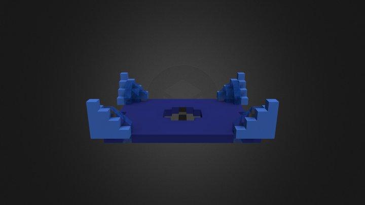 Pixelmon Battle Arena Ideas 3D Model