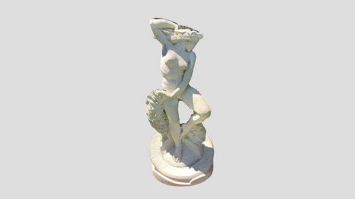 Nature's Dance - Alexander Stirling Calder 3D Model