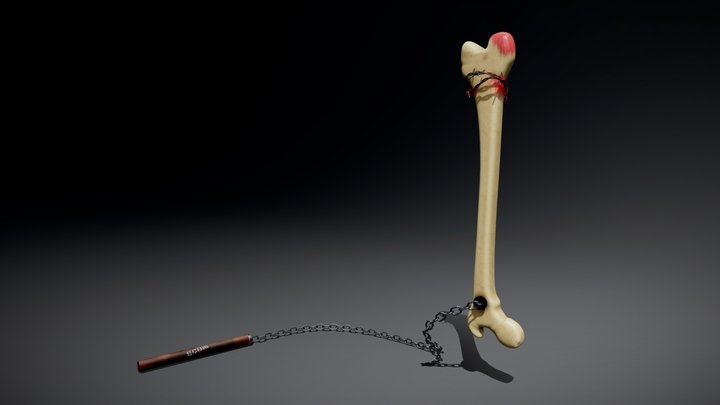 The Bonechaku 3D Model