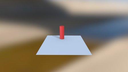 mat shadown y diffuse coloor materials 3D Model
