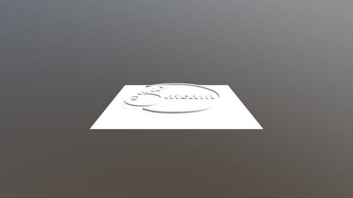 Logopropionegro 3D Model