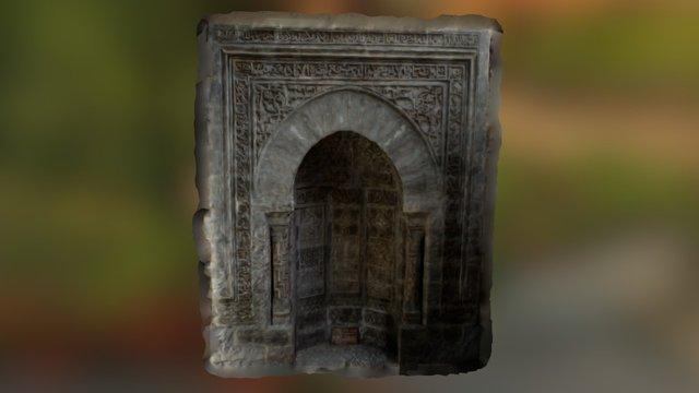 Mihrab Mosque 3D Model