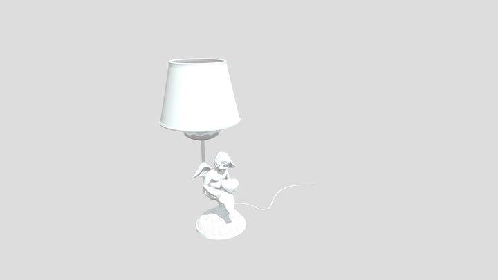 Настольная лампа Maytoni ARM392-11-W 3D Model