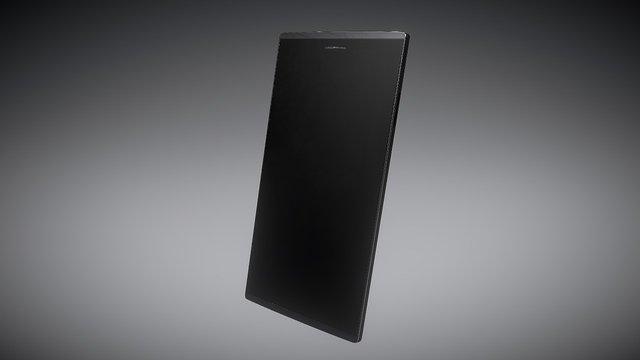 PhonePad_Version_01 3D Model
