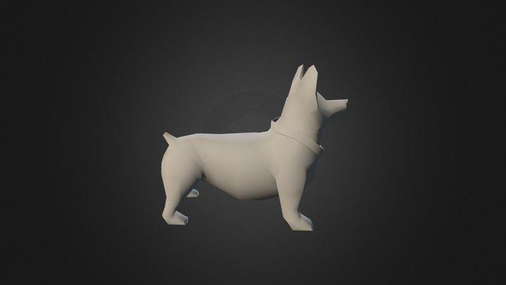 Corgi - Gomez 3D Model