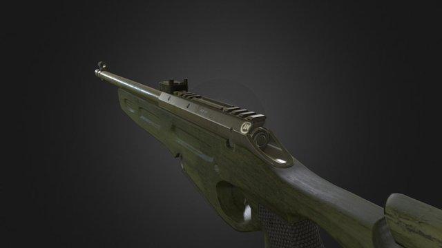 Sv98 3D Model