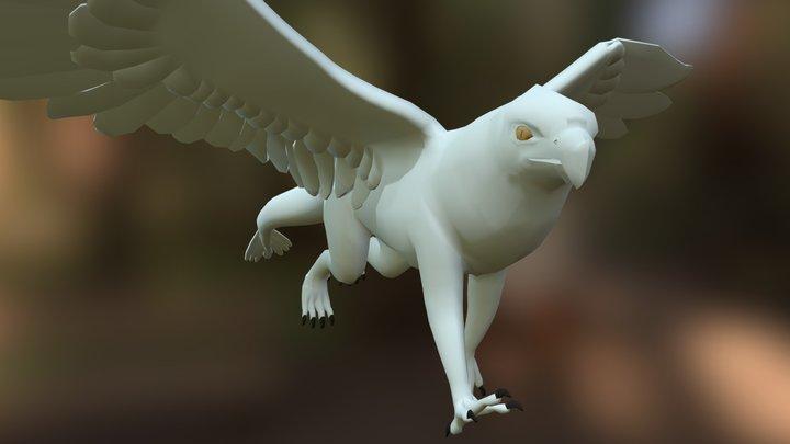 Criatura 3D Model