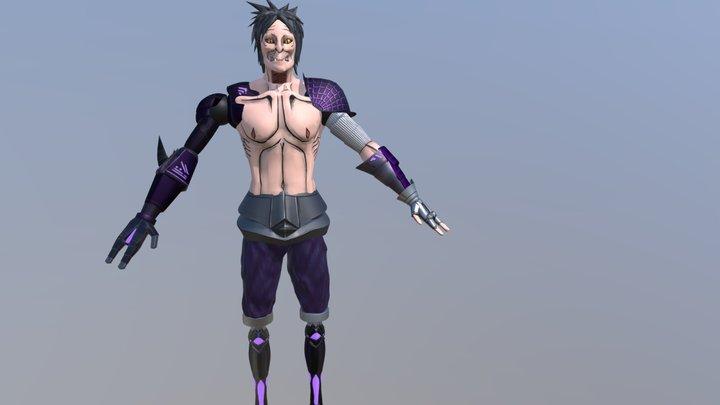 PZ Ulysses 3D Model