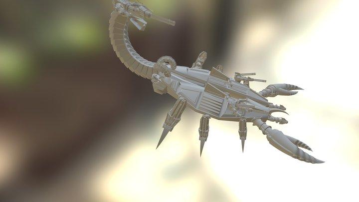 Project 2 3D Model