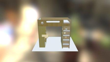 High sleeper 2 3D Model
