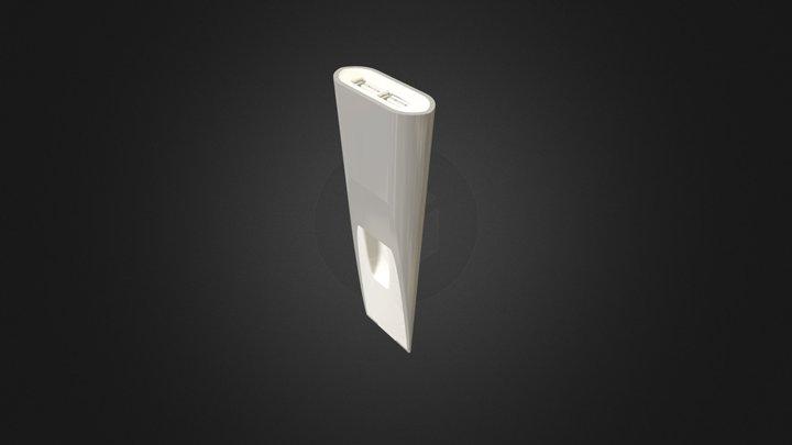 Couchlet 3D Model