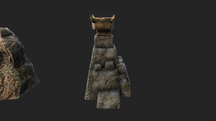 Model2 3D Model