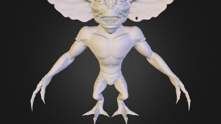 Gremlin 3D Model
