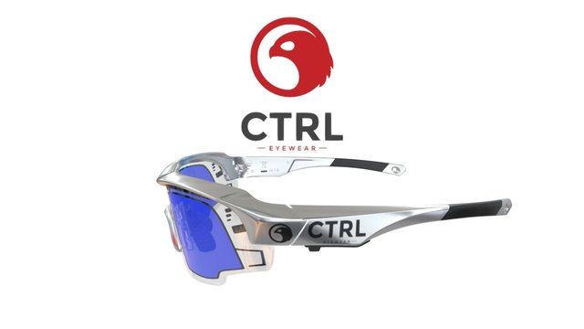 Andy Schleck Special Edition CTRL ONE 3D Model