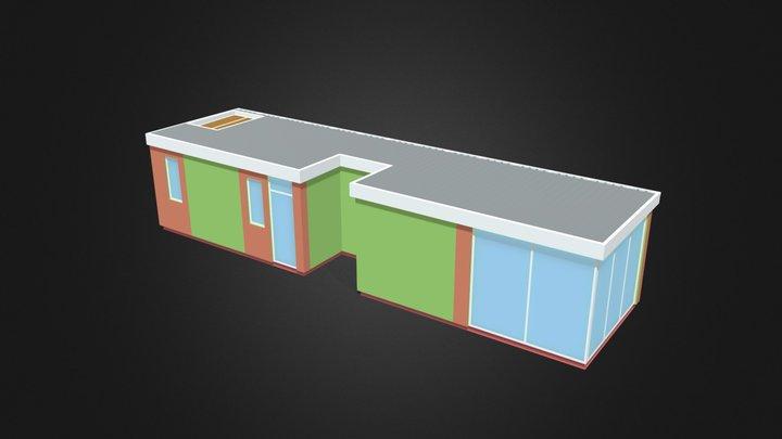 Garden Suite - Tilal Al Ghaf 3D Model