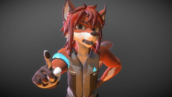 VirtualKeni (tiny version) 3D Model