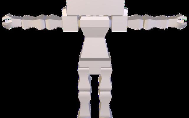 crim 3D Model