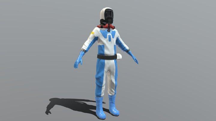 Cientifico Vivai 3D Model