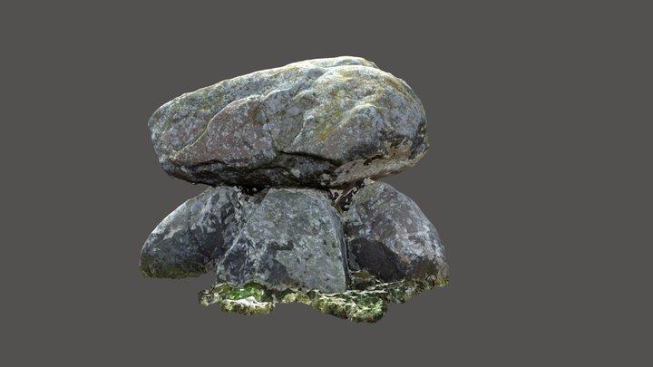 The Strands Dolmen (Stenhus) 3D Model