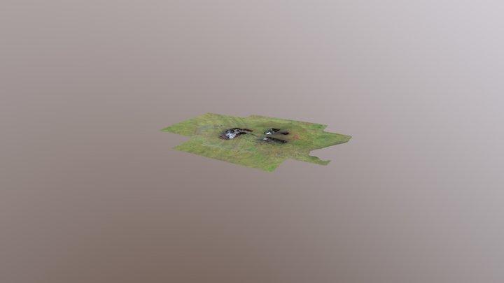 Forensic Scene 3D Model