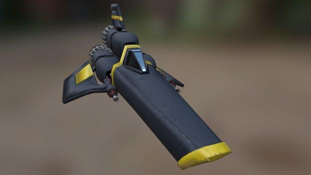 Viper'ish 3D Model