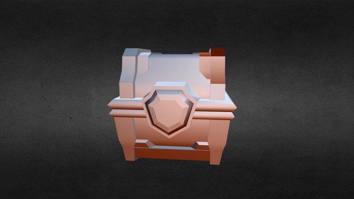 clash of royale 3D Model