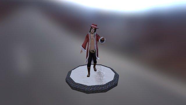 fantasy world pimp! 3D Model