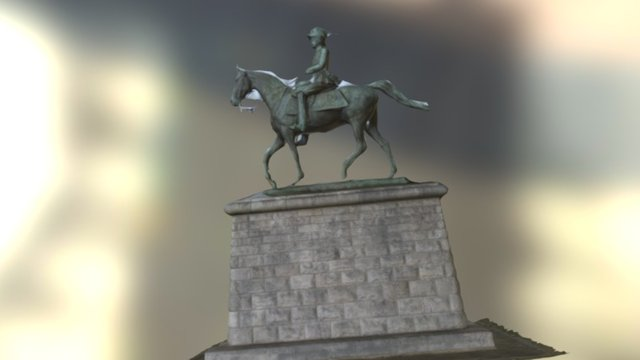 Kitchener V1 3D Model