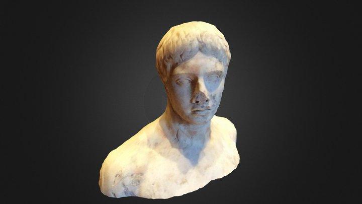 The Doryphoros 3D Model