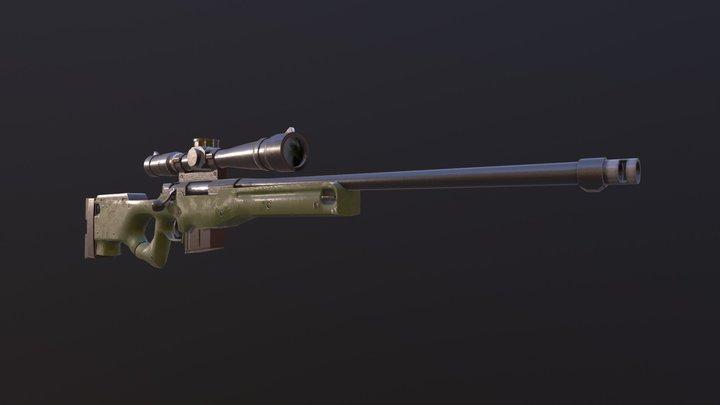 AWM 3D Model